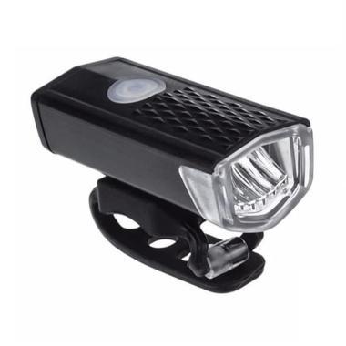 harga Enable Man LED Rechargeable Lampu Depan Sepeda [300 Lumens] Blibli.com