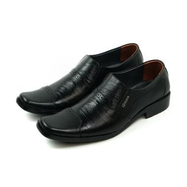 harga Kickers Pantofel Classic Sepatu  Formal Pria - Hitam [1022] Blibli.com