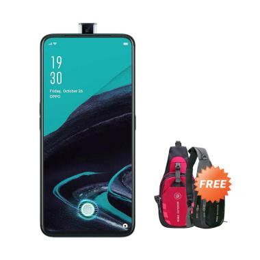 harga OPPO Reno 2F Smartphone [128 GB/ 8 GB] + Free Tas Bobo Blibli.com