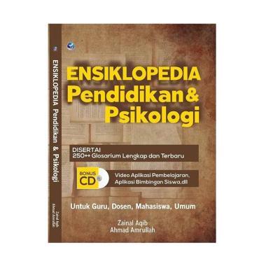 harga Penerbit Andi Ensiklopedia Pendidikan Dan Psikologi Buku Edukasi + CD Blibli.com