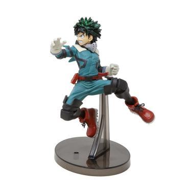 harga Banpresto Deku Hero Academia Izuku Midoriya Action Figures Blibli.com