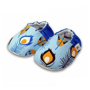 harga Boo and Bit Indian Sepatu Bayi - Blue Blibli.com