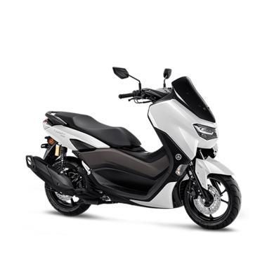 Yamaha All New Nmax 155 Connected ABS Version Sepeda Motor [VIN 2020- OTR Jawa Barat]
