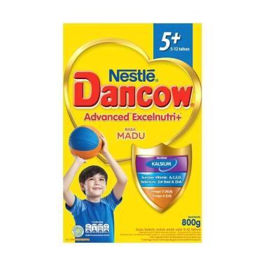 WHS - SMG-JOG-SOLO - Dancow Madu 5+ Susu Formula [800 g/ Kemasan Box]