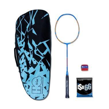 harga Hi-Qua Limited Cosmic Power Raket Badminton + Free Tas + Grip + Senar Blibli.com