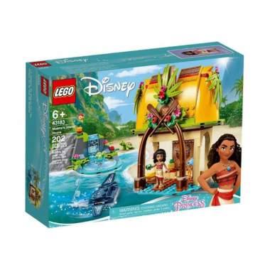 LEGO Disney 43183 Moana Island Home