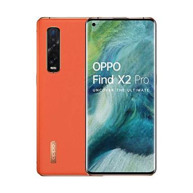 Oppo Find X2 Pro (Orange, 512 GB)
