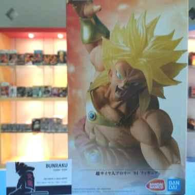 harga Bandai Dragon Ball Z Ichiban Super Saiyan Broly 1994 Blibli.com