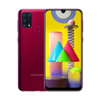 Samsung Galaxy M31 Smartphone [6GB/128GB/ Garansi Resmi]