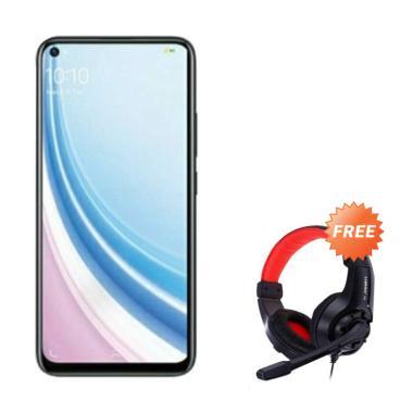 harga VIVO Y50 Smartphone [128GB/ 8 GB] + Free Headphone BLACK Blibli.com