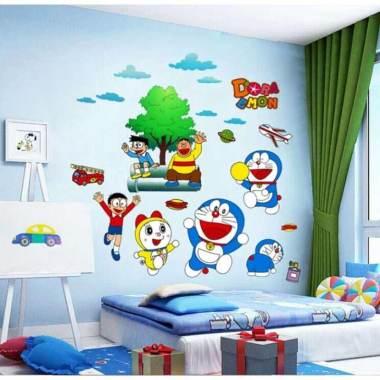 oem wall sticker doraemon wall paper doraemon full02 m6ye3ngo