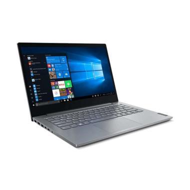 harga Lenovo ThinkBook 14-IIL 20SL00FGID NoteBook- Mineral Grey [14.0FHD/Intel Core i5-1035G7/8GB/256GB SSD/Radeon 630 2GB/Win10+OHS] Blibli.com