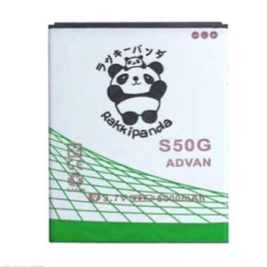 harga Rakkipanda Baterai Handphone for Advan S50g Blibli.com