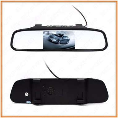 harga Monitor Mirror TFT Parking Camera - Kaca Mundur Mobil Blibli.com