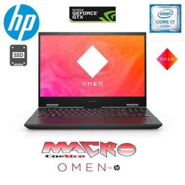 harga HP GAMING OMEN 15-EK0045TX [I7-10750H/16GB/512GB SSD/GTX1650TI-4GB DDR6/15,6'FHD/WIN10+OHS2019 ] BLACK Blibli.com