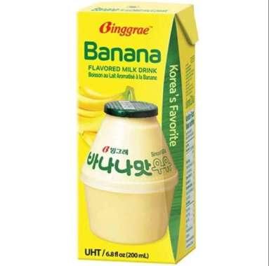 Jual Banana Milk Korea Terbaru Harga Murah Blibli Com