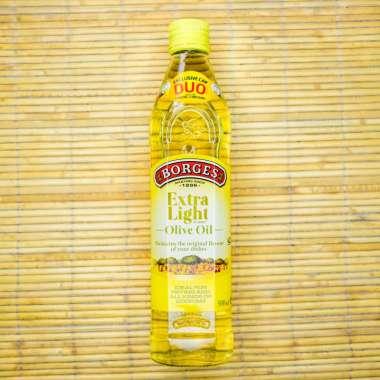 harga Extra Light Olive Oil BORGES - 500ml Blibli.com