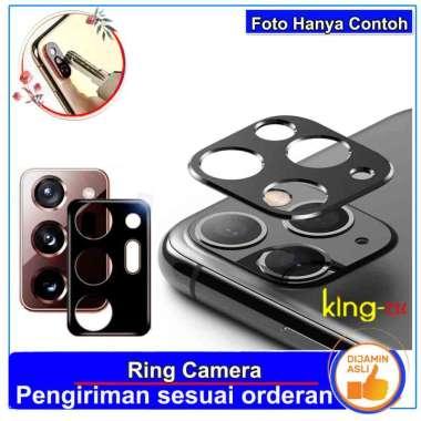 harga Xiaomi MI10 Pelindung Camera - lensa kamera - Ring kamera besi Aloy - Hitam hitam black Blibli.com