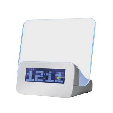 Digital LED Snooze Alarm Clock / Ja ... engan Papan Memo Reminder