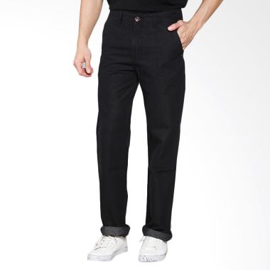 Emba Casual 116 01801 01 Addison Long Pants - Black
