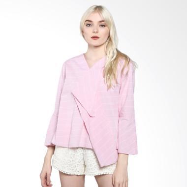 PNK Shirt Polos Blouse - Pink