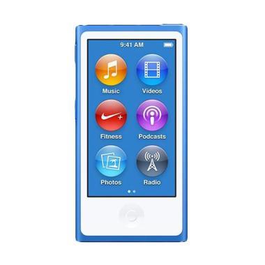 Jual Apple iPod Nano 7 16 GB Portable Player - Blue Harga Rp 2469000. Beli Sekarang dan Dapatkan Diskonnya.