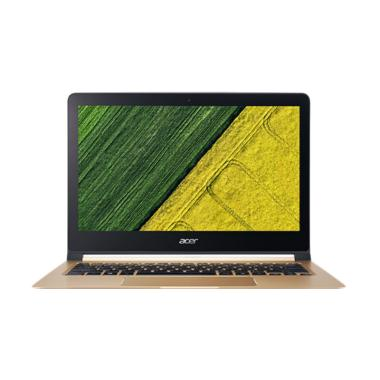 Acer Swift 7 SF713-51 Notebook - Gold [13 inch/ i7-7Y75/ 8GB/ Win10]