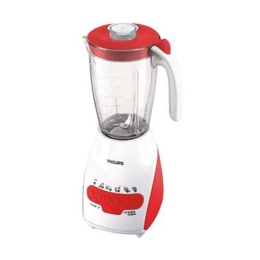 Philips HR 2116 Tango Gelas Blender - Merah