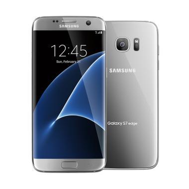 harga Samsung S7 Edge Smartphone - Silver[32GB/4GB] Blibli.com