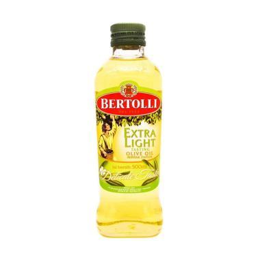 Bertolli Extra Light Olive Oil Minyak Zaitun [500 mL]