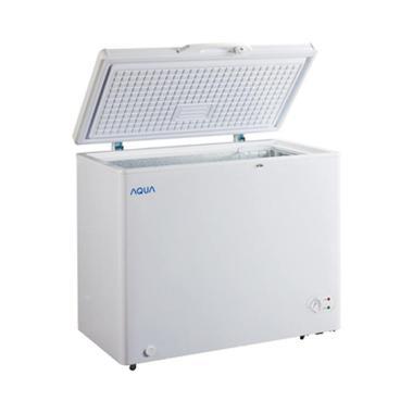 Sanyo Aqua AQF-200W Chest Freezer [197 L] KHUSUS BANDUNG