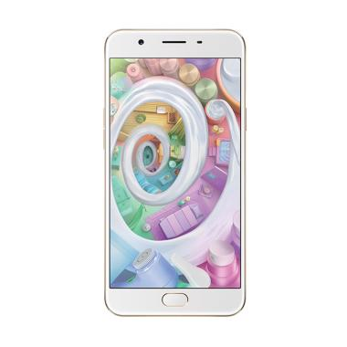 Oppo F1S Smartphone - Rose Gold [64GB/ 4GB/ LTE]