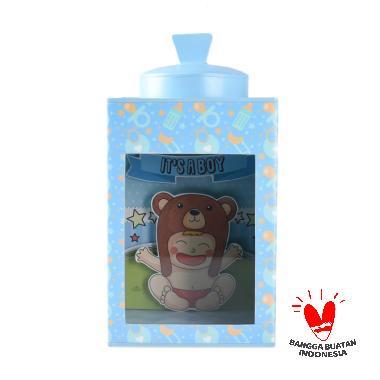 Sonja Lamp Pop In Lamp Pattern Baby Boy Theme Lampu Hias