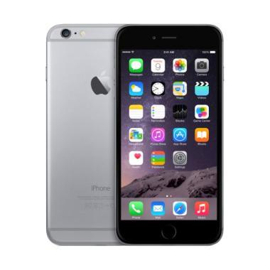 Jual Apple iPhone 6 Plus 16 GB Smartphone - Grey Harga Rp 10500000. Beli Sekarang dan Dapatkan Diskonnya.
