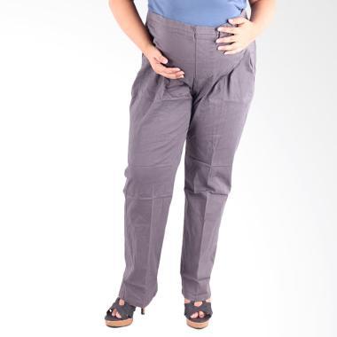 HMILL 100 Baju Hamil Celana Hamil - Abu tua Jumbo