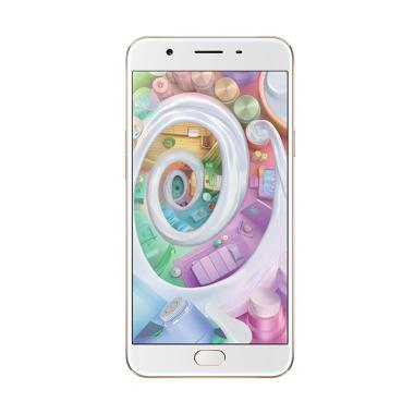 Oppo F1s New Smartphone - Rose Gold [64GB/4GB]