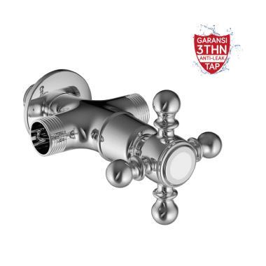waterplus+ CTC-162 Stop 3-Way Kran