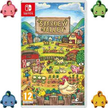 harga Nintendo Stardew Valley (Euro/English) + 1x Stardew Valley Pin Blibli.com
