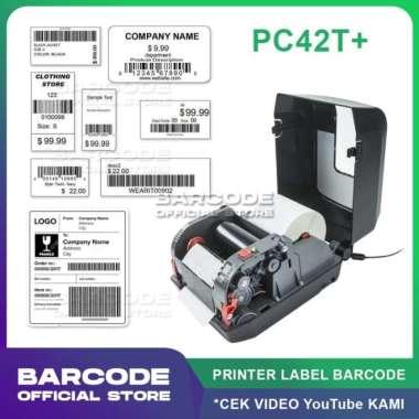 harga Printer Barcode Honeywell PC42T+ / PC42 - Print Label PC 42T PLUS Hitam Blibli.com