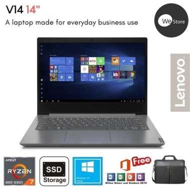 harga LENOVO V14 14ARE 4DID Notebook [AMD Ryzen 7-4700U/8GB/512GB SSD/14