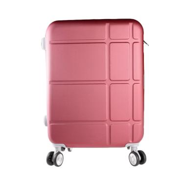 Polo Twin 707 Expandable Trolley Bag - Wine [21 inch]