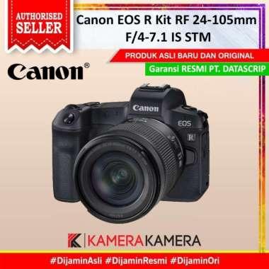 harga KameraKamera Canon EOS R Kit 24-105mm f/4-7.1 IS STM Blibli.com
