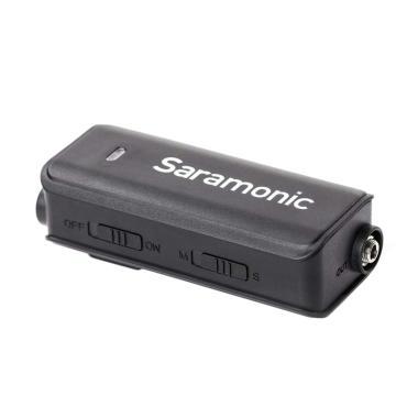 Saramonic SR-PAX2 LavMic Audio Mixe ... it Aksesoris KameraKamera