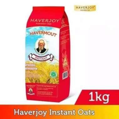 harga Havermout Haverjoy Instant Oats 1kg 1 kg apermut oat Blibli.com