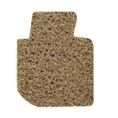 Comfort Karpet Mobil For All New Harrier - Latte Beige [Kabin]