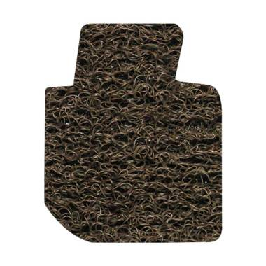 Comfort Karpet Mobil For Toyota Fortuner - Brown [Bagasi]