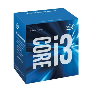 Intel Core i3-6100 Processor [Socket 1151/ Box]