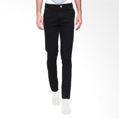 2Nd Red Slim Fit Chinos Pants Celana Pria 115512