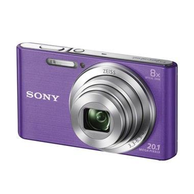 harga Sony DSC W 830 Kamera Pocket - Violet Cirebon Indah Foto Blibli.com