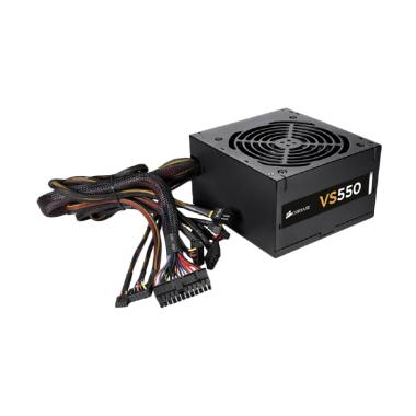 harga Corsair VS550 Power Supply - Hitam [550 W] Blibli.com